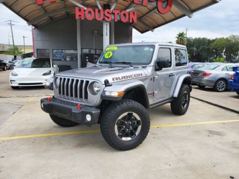 2018 Jeep Wrangler All New Rubicon Sport Utility 2D