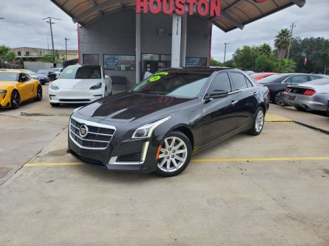 2014 Cadillac CTS 2.0 Luxury Collection Sedan 4D