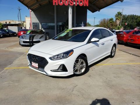 2018 Hyundai Sonata Limited Sedan 4D