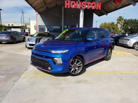 Pre-Owned 2020 Kia Soul GT-Line Wagon 4D FWD Wagon